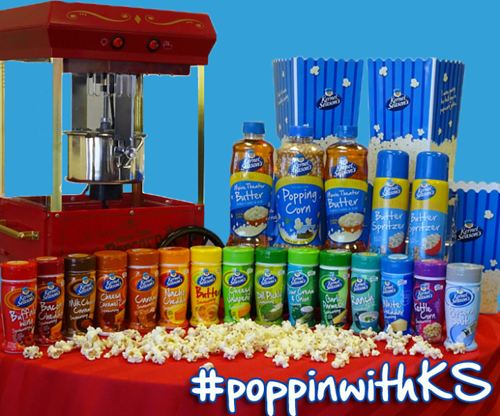 Happy National POPCORN Month! Show us your favorite popcorn pic using #poppinwithKS to win an Ultimate Party Pack! http://t.co/QgBXTegWXG