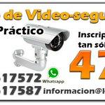 Curso de cámaras de #Seguridad - Inscripción: $47 #Quito #Guayaquil @Servi_Marketing @todoventas_ec https://t.co/URDsxdIqjz