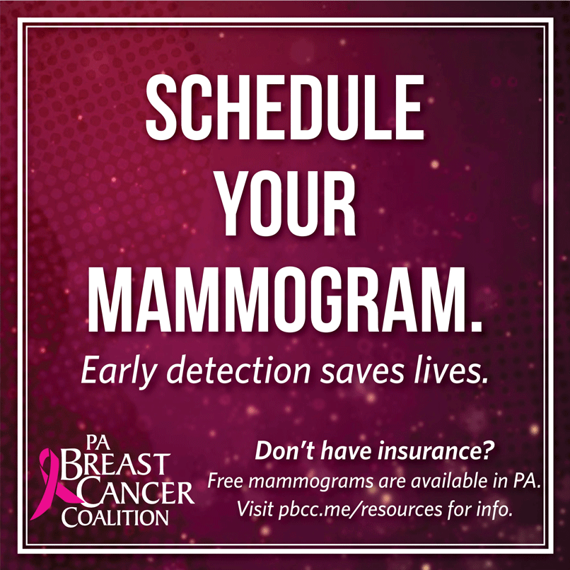 Ladies, what are you doing RIGHT now? Don't put it off. Early detection saves lives. #BreastCancerAwarenessMonth http://t.co/qTa1cxGZUw