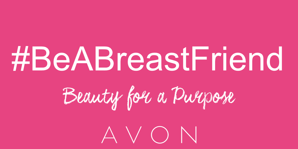 Join me, @AvonFoundation & @AvonInsider to support breast cancer awareness! Retweet & tag your BFF! #BeABreastFriend http://t.co/NNedg3Nddt