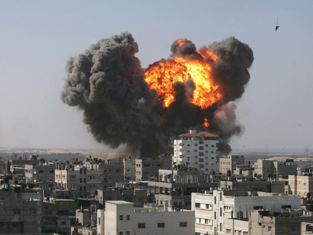 Как на самом деле бомбят сирию