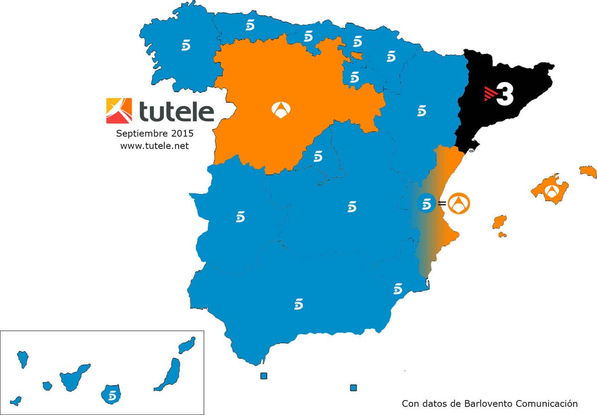 El mapa de las audiencias de septiembre 2015 https://t.co/Wq0Iw0PiPE https://t.co/A0fh1d6QYu