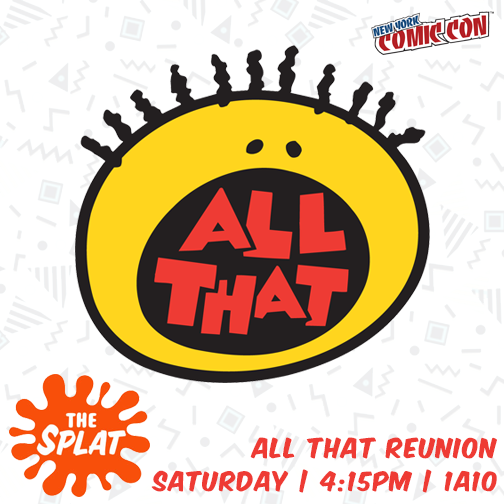 The #AllThat Reunion is happening at #NYCC! http://t.co/8CHze4OL8L  @NY_Comic_Con Meet me There! http://t.co/T2A5bYBcST