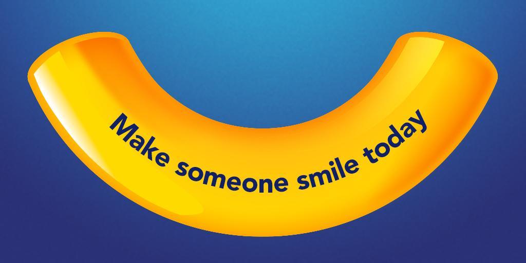 Share a bowl of Mac & Cheese. #WorldSmileDay http://t.co/VI96kvA3kC