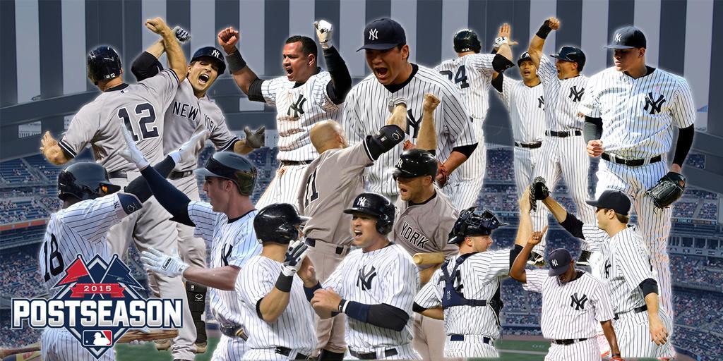 RT @Yankees: #Postseason baseball returns! FINAL: #Yankees 4, Red Sox 1. #PinstripePride http://t.co/06YmVEDx01