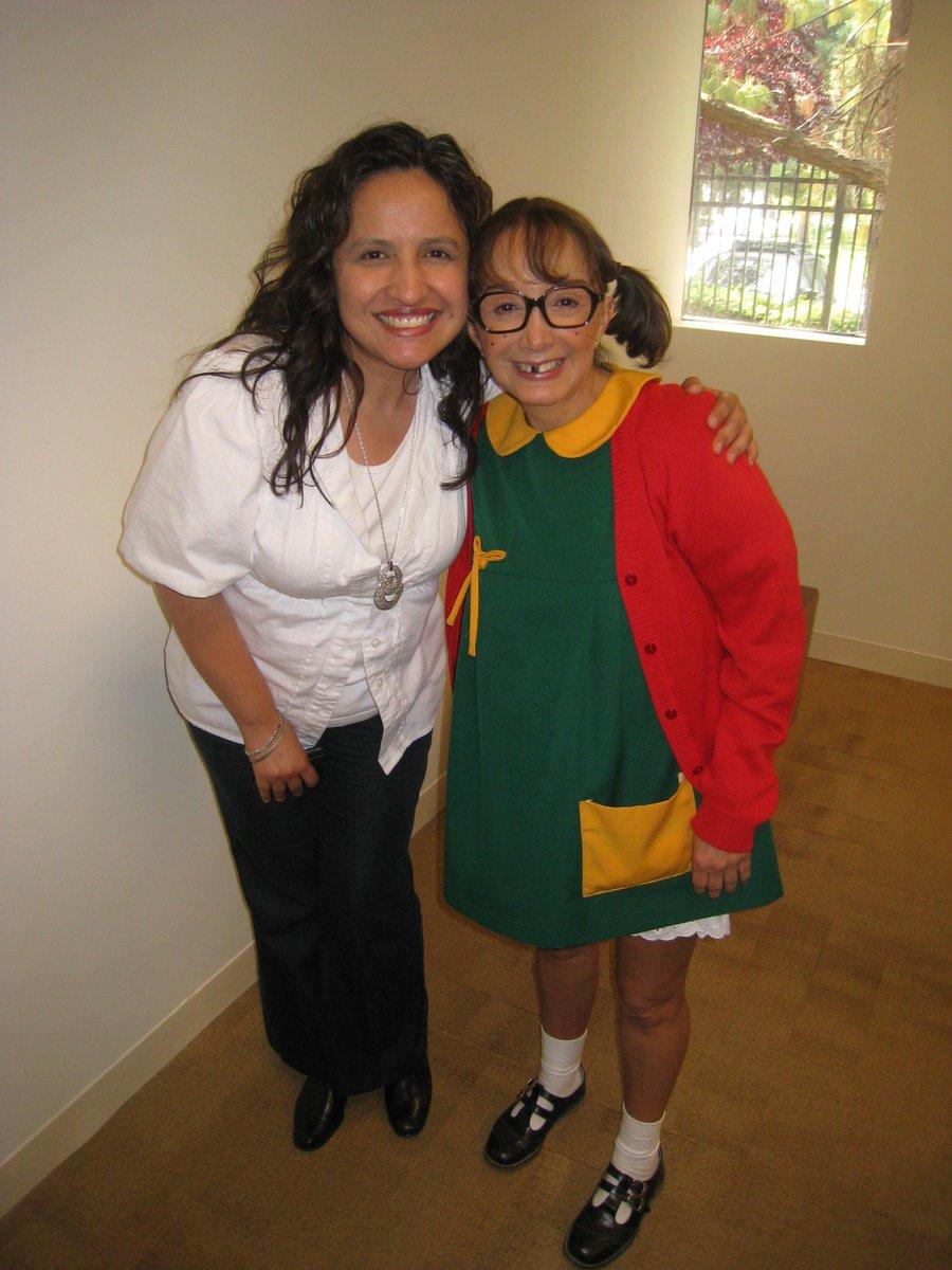 #TBT #ThrowbackThursday at @Telemundo with @LaChilindrina circa 2008 http://t.co/GOW5OFieIm