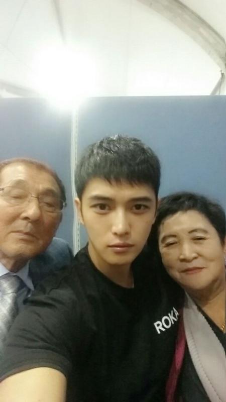 공연잘해! 김재중일병 퐈이팅!! http://t.co/GorVoVaEip