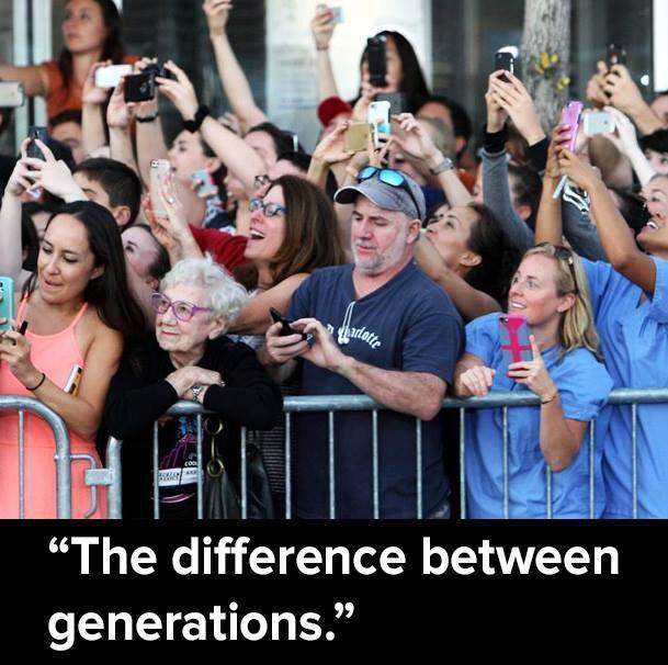 La diferencia entre generaciones. Hemos avanzado? http://t.co/DQedsTCnwz