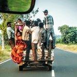 Never a dull moment on our roads. #BhopaltoSagar