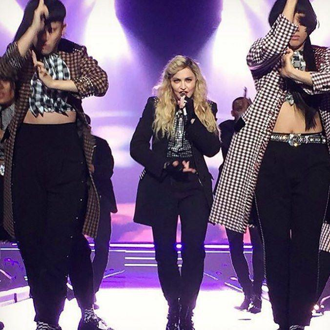 These Bitches they are in my gang‼️. Ride with us We in Detroit????????????????????????. ❤️ #rebelhearttour http://t.co/vZM11CSkSK