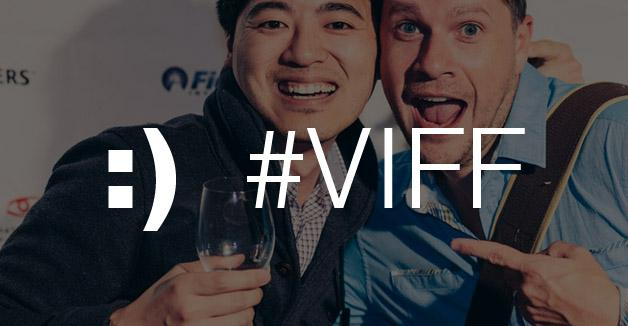 For #WorldSmileDay we're giving away tix! RETWEET this post and reply with a :) #VIFF & you could win! http://t.co/Afay7WKiKc