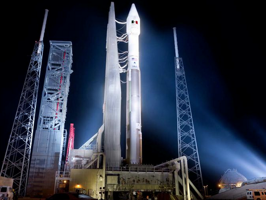Colorado Space Coalition congratulates @ulalaunch on #ULA100 launch http://t.co/rxFltZZe5O #Morelos3 #MileCloser http://t.co/wS3BY8zXiL