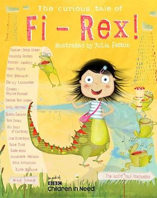 RT @Jools_oliver_: A children's book some friends and I wrote for @BBCCiN is out today! Pls support! #Fi-Rex http://t.co/AyaMtywFM2 http://…