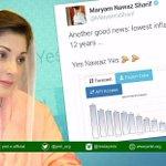 PMLN Leader Maryam Nawaz Sharifs tweet http://t.co/Axjwh48c2C