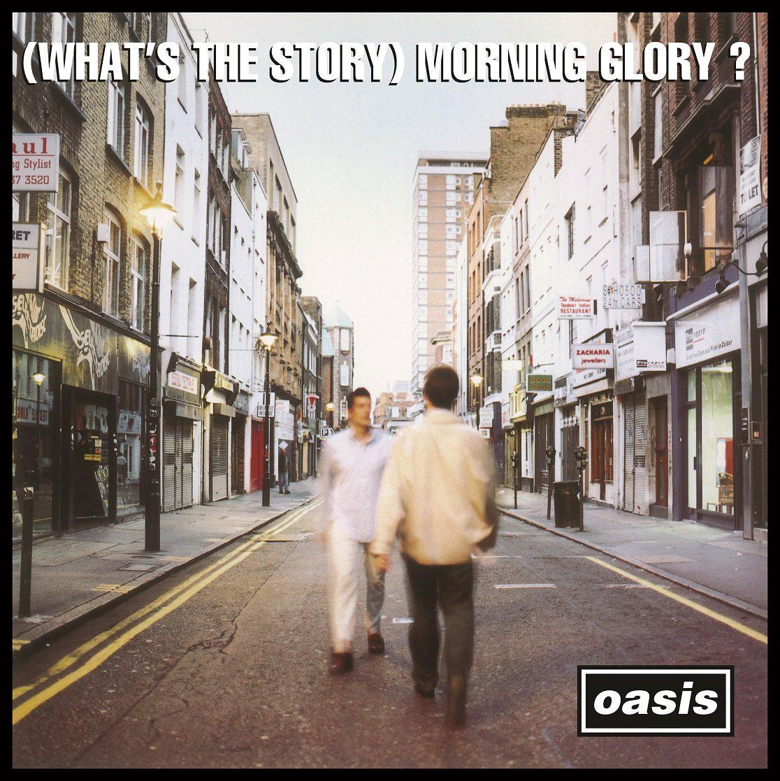 Happy 20th birthday (What's The Story) Morning Glory ? Where did the time go... http://t.co/CHa0AlFMJ2