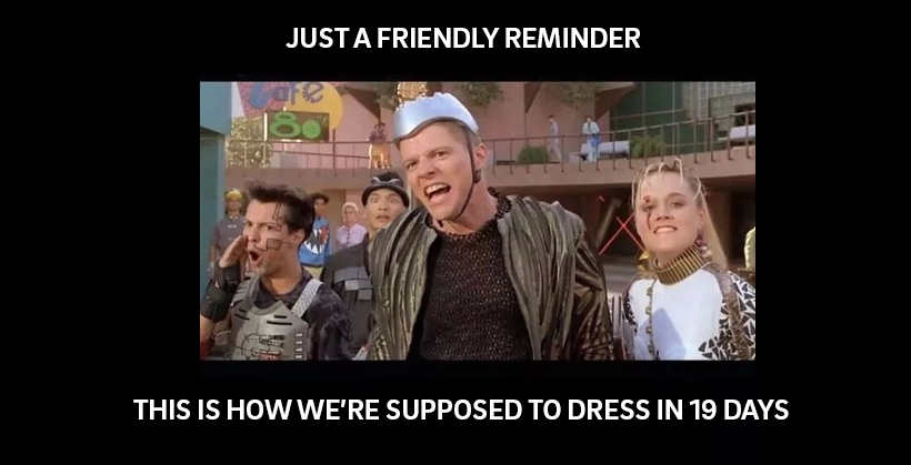 If the legend is true, Marty McFly will jump from the past, & join us here on present-day earth on 21st October 2015 http://t.co/q3M4sD2AqE