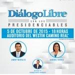 """#YoCuidoMiVotoGT   @UKinGuatemala junto a @prensa_libre celebrarán """"Diálogo Libre con los presidenciables"""". http://t.co/6BrNKhHfRo"""