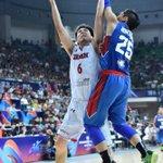 男子代表:【結果速報】第28回FIBA ASIA男子選手権大会 準決勝 ■試合終了 日本 ● 70-81 ○ フィリピン http://t.co/JjkgqqUJ2J ※メダルを懸け、3位決定戦へ #go_hayabusa http://t.co/ZnoHB0Hbaw