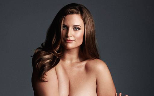 size models nude fashion Plus