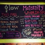 Great October lineup @glowmatstudio! Have a lovely weekend! #Ptbo #fall #growwithglow http://t.co/igRF6u5Web