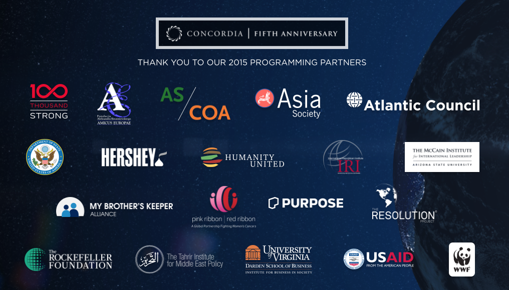 To our programming partners, thank you for promoting the power and promise of #P3s! #Concordia15 http://t.co/XR2WrJPFdC