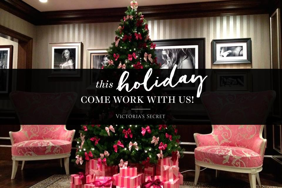 We're hiring for the holidays! ????  Join the sexiest brand in the world: http://t.co/3Ngu52DMat http://t.co/VmEUGtLjG2