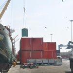 Arriban 150 contenedores con productos de la cesta básica y medicamentos a Bolipuertos http://t.co/gs0bU1U6DV http://t.co/9krnIaxSdM