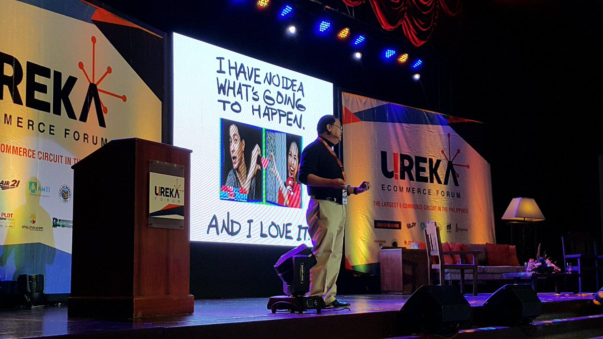 "Edwin Bautista: ""the Internet, like  #ALDUBmeetsTVJ I have no idea what's going to happen but love it."" #urekaforum http://t.co/nJh5V0kwcB"