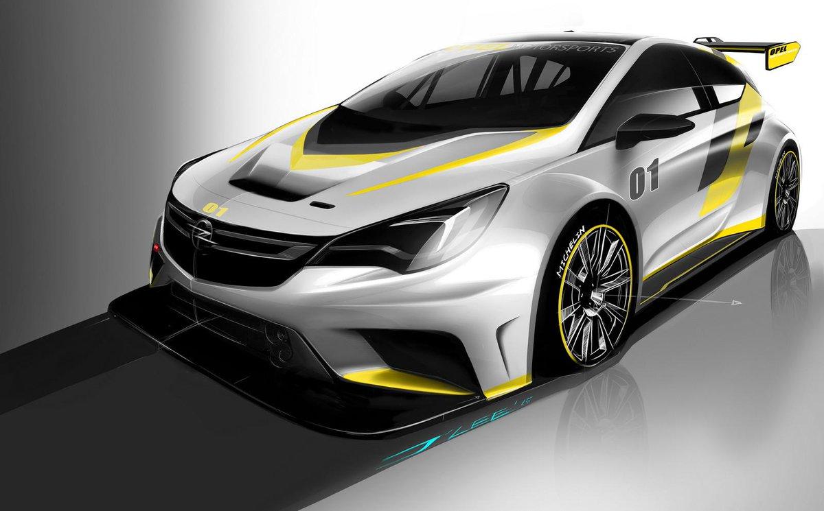 Llega el nuevo Opel Astra TCR para conseguir más triunfos en las pistas http://t.co/xekoPVGI9o @Opel_Spain @FerSaiz01 http://t.co/9Q9ZfrS7ak