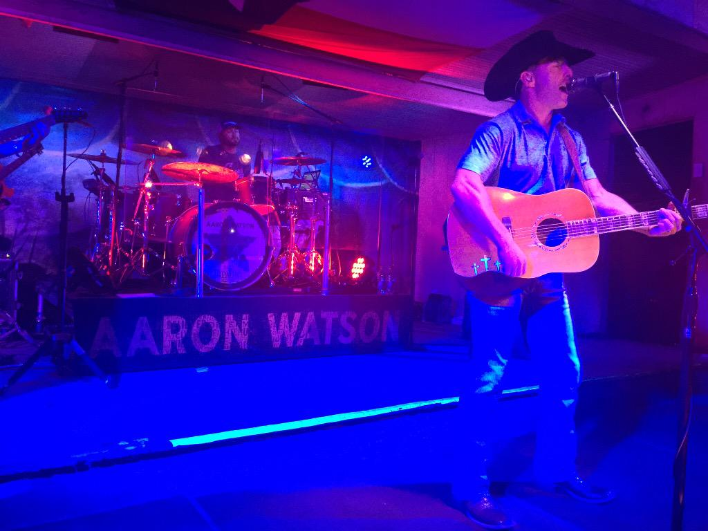 Aaron Watson Gruene Hall New Braunfels Tx On 10 2
