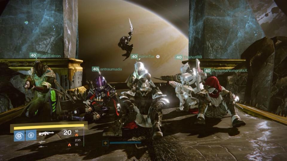 Took Oryx down finally with @DestinyRaiders - best clan EVAR! http://t.co/245gtQESE1