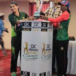 After winning the T20s, Pakistan womens team now aiming to continue the winning streak in ODIs vs Bangladesh. http://t.co/MXTk6UDK3P