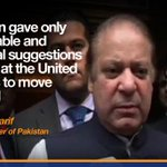 Indian involvement in Pakistan a serious matter, says PM Sharif http://t.co/jxnbrq45v4 http://t.co/97PsXDTrxO
