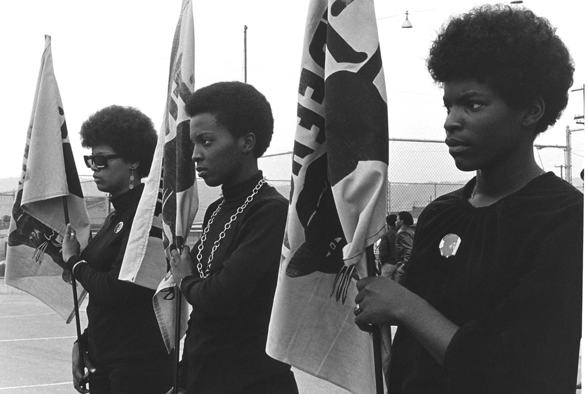 .@Dogwoof presents The Black Panthers: Vanguard of the Revolution + Director Q&A with Stanley Nelson - 21 October http://t.co/bKk6EpkQDd