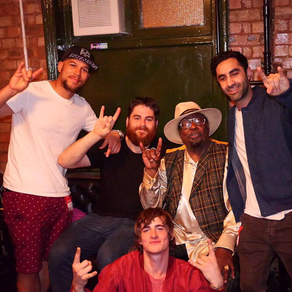 .@RudimentalUk #WeTheGeneration OUT NOW - One love all you funky peoples❤️ #GoFarSpreadLove