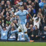 FULL-TIME Man City 6-1 Newcastle. Sergio Aguero hits FIVE as Man City run riot in the second half #MCINEW http://t.co/QSCyLbm5B9