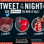 Its time! TFC & @alcatelotcanada are giving away another amazing phone + more! Use #TFCLive to win. http://t.co/wKRf5NjTDA