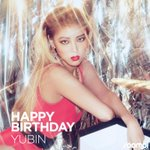 Happy Birthday to #WonderGirls Yubin! #HappyYubinDay http://t.co/XzBDn8w6XU http://t.co/P3RVFTyiBa