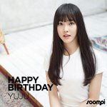 Happy Birthday to #GFRIENDs Yuju! #HappyYujuDay http://t.co/jUlHOocb2I http://t.co/AWn9s5s7aa