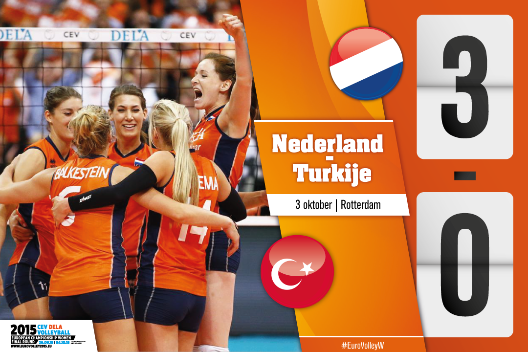 SMIJTEND, ROSSEND en KNOKKEND NAAR DE FINALE!! WAANZINNIG @Volleybaldames! Gefliciteerd meiden! #EuroVolleyW http://t.co/jIJoWRZMUV