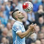 Will Aguero become the first player to score 6 goals in a #BPL match? Not today: hes been replaced by Bony #MCINEW http://t.co/iYQkVAAzaH