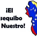 Venezuela se respeta! Hagamos escuchar nuestras voces en todo el mundo vamos todos con el HT #ElEsequiboEsDeVenezuela http://t.co/Nq1JDcHsYm