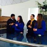 La Universidad Adventista de Chile celebra con bautismo en el día de la Educación Adventista. http://t.co/32FfhuR2RT