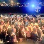 Cétait le rassemblement du Bloc cet après-midi à Montréal. Merci à toutes et à tous pour votre présence #Elxn42 http://t.co/zhBgrKcrVH
