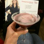 Cat Cora event starts with a stunning pomegranate martini! (at @Macys in San Francisco, CA) https://t.co/pLJNmVpmWH http://t.co/aI3UpQiE12