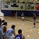 WHITTIER alum @Gpreer15 coming back and speaking to the athletes at WHITTIER COLLEGE SENIOR ELITE CAMP. @wcpoets http://t.co/9vPO9wc5SH