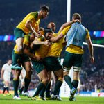 Wallabies send England crashing out of Rugby World Cup #ENGvAUS http://t.co/383SdGdsS9 Picture: Getty http://t.co/kh5PRukn4U