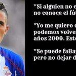 Fayçal Fajr demuestra hablar bien tanto dentro del campo como fuera. http://t.co/WVBsVIMX2K