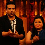 RT @ColorsTV: Welcome one and all to a super exciting episode of #ComedyNightsBachao! @bharti_lalli @Krushna_KAS