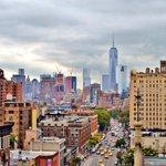 Manhattan skyline by @gigi_nyc via @NewYorkHabitat #NYC http://t.co/K0xI2OBOF2